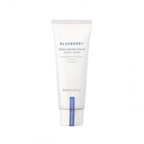 Балансуючий крем з екстрактом чорниці Innisfree Blueberry Rebalancing Cream
