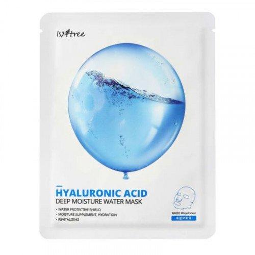 Глубокоувлажняющая маска з гіалуроновою кислотою Isntree Hyaluronic Acid Deep Moisture Water Mask