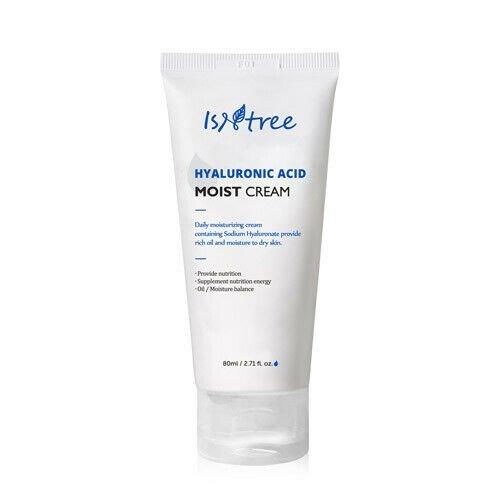 Крем для глубокого увлажнения кожи Isntree Hyaluronic Acid Moist Cream