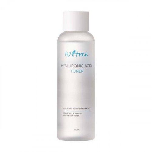 Глубокоувлажняющий тонер с гиалуроновой кислотой Isntree Hyaluronic Acid Toner