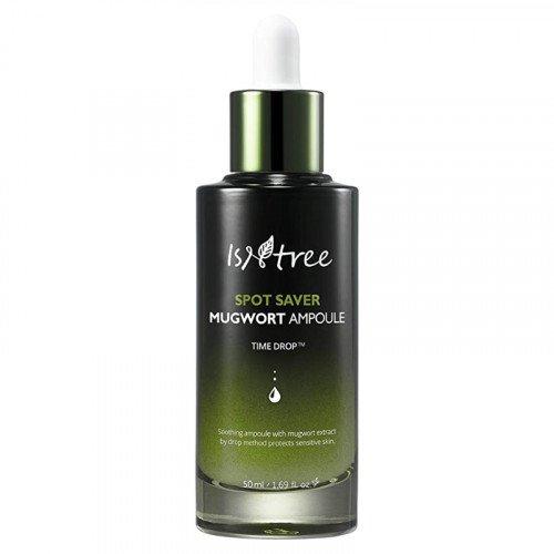 Заспокійлива сироватка для проблемної шкіри Isntree Spot Saver Mugwort Ampoule