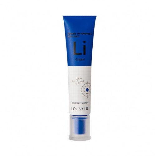 Осветляющий и успокаивающий крем It's Skin Power 10 Formula One Shot LI Cream