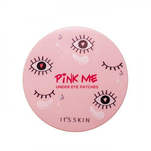 Гидрогелевые патчи It's Skin Pink Me Under Eye Mask