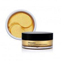 Патчи с экстрактом золота и шелка JM Solution Golden Cocoon Home Esthetic Eye Patch