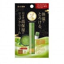Увлажняющий бальзам-крем для губ Mentholatum Melty Cream Lip Matcha Tea SPF25/PA+++