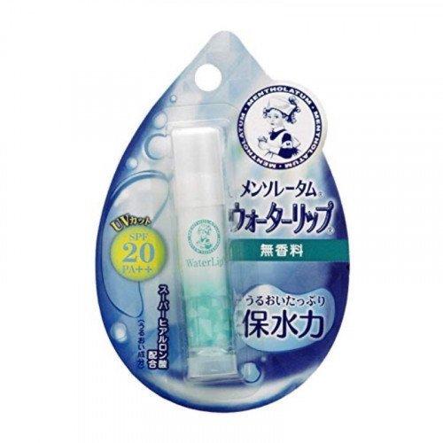 Увлажняющий бальзам для губ Mentholatum Water Lip SPF 20/PA++
