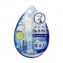 Увлажняющий бальзам для губ Mentholatum Water Lip Mint Menthol SPF20/PA++