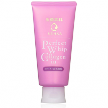 Пена для умывания Shiseido Senka Perfect Whip Collagen In