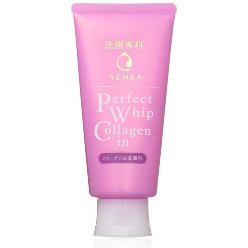 Пена для умывания Shiseido Senka Perfect Whip Collagen In