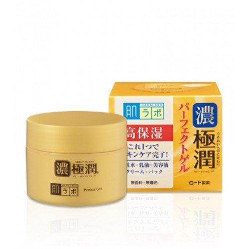 Глубоко-увлажняющий гиалуроновый гель для лица Hada Labo Koi-Gokujyun Perfect Gel