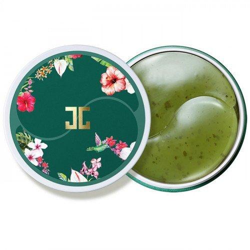 Гидрогелевые патчи с экстрактом зеленого чая JayJun Green Tea Eye Gel Patch