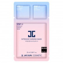 Тройной комплексный уход для увлажнения и сияния кожи JayJun Intensive Shining Mask