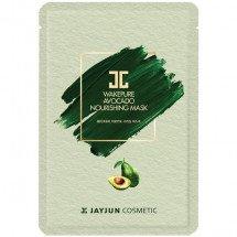 Питательная листовая маска Jay Jun Wakepure Avocado Nourishing Mask