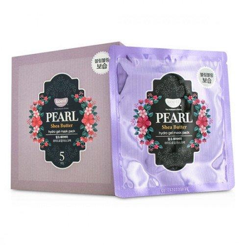 Гидрогелевая маска с жемчугом и маслом ши Koelf Pearl & Shea Butter Hydro Gel Mask