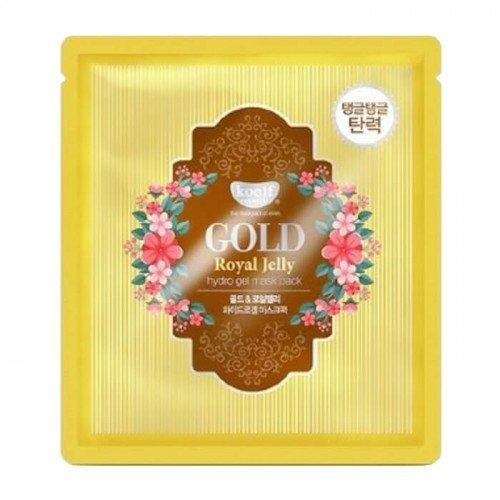 Гидрогелевая маска Koelf Gold & Royal Jelly Hydro Gel