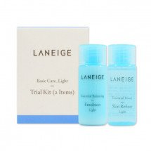 Набор миниатюр Laneige Basic Care Light Trial Kit