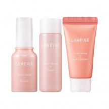 Набор Laneige Fresh Calming Trial Kit