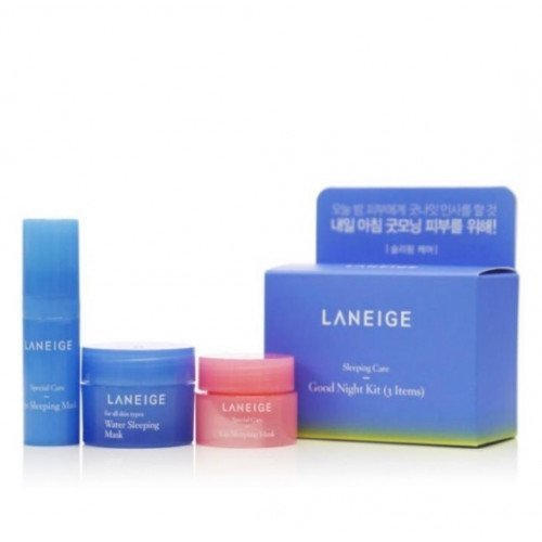 Набор миниатюр Laneige Sleeping Care Goodnight Kit
