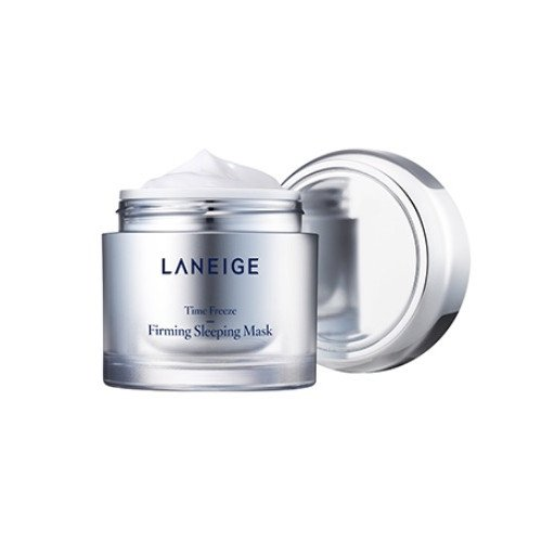 Ночная маска для подтягивания овала лица Laneige Time Freeze Firming Sleeping Mask