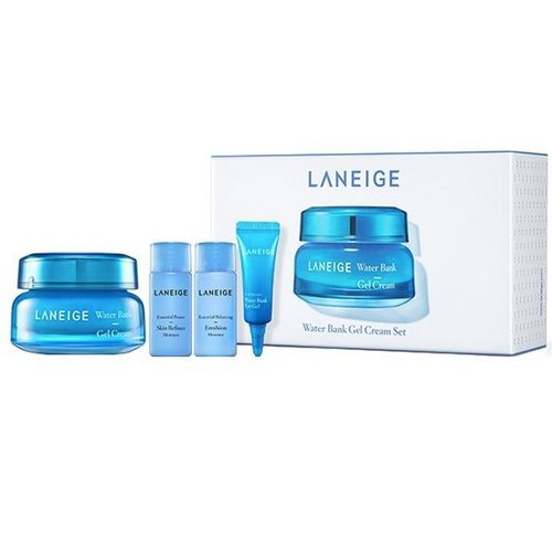 Набор Laneige Water Bank Moisture Cream Exclusive Set