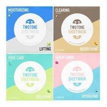 Двойная листовая маска Laneige Two-Tone Sheet Mask