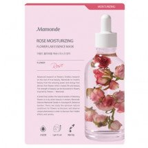 Листова маска Mamonde Flower Lab Essence Mask Rose Moisturizing
