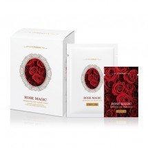 Гелева альгінатна маска з екстрактом троянди Lindsay Rose Magic Modeling Gel Mask Pack