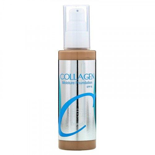 Зволожуюча тональна основа з колагеном Enough Collagen Moisture Foundation SPF15