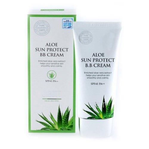 Jigott Aloe Sun Protect BB Cream SPF41/PA ++