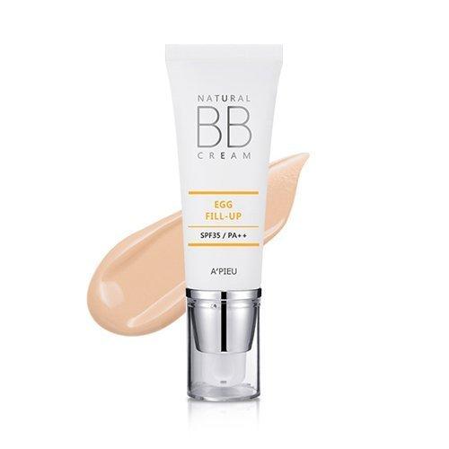ББ крем для кожи с расширенными порами A'pieu Natural Egg Fill-Up BB Cream SPF35/PA++
