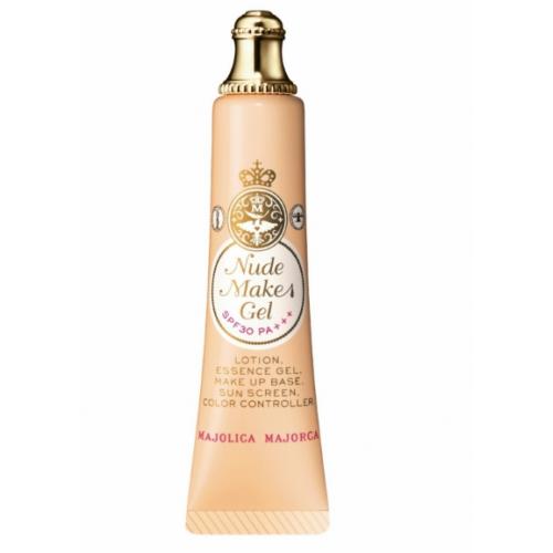 Shiseido Majolica Majorca Nude Make Gel SPF30/PA+++
