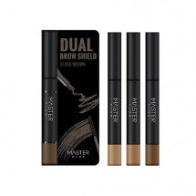 Карандаш и тушь для бровей Master Plus Dual Eye Brow Shield