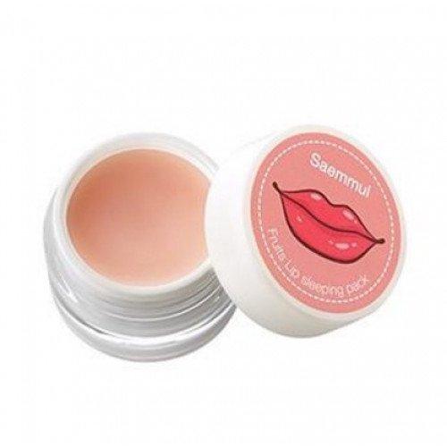 Ночная маска для губ The Saem Saemmul Fruits Lip Sleeping Pack