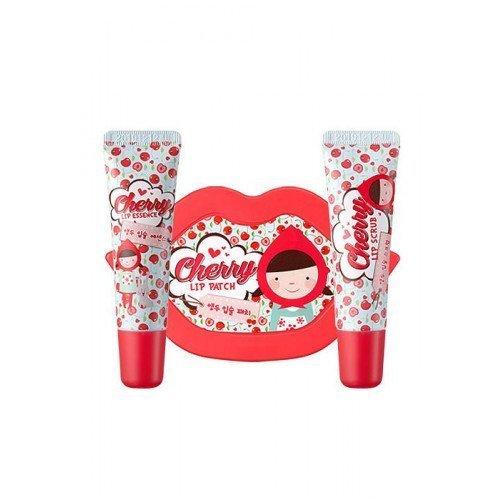 Набор для кожи губ Esfolio Cherry Lip Care Set