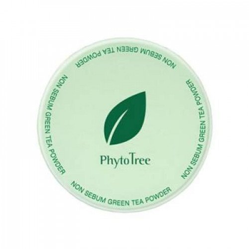 Матирующая пудра Phyto Tree Non Sebum Green Tea Powder