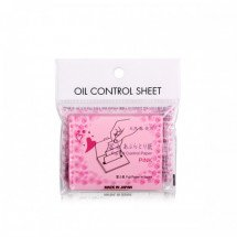 Матирующие салфетки Coringco Oil Control Sheet (Pink)