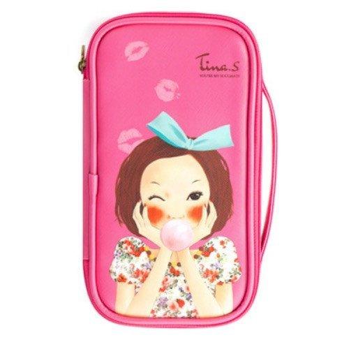 Косметичка Fascy Inflatable Tina Beauty Handle Pouch