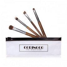 Набор кистей для макияжа глаз Coringco Real Collectors Edition 4P Set
