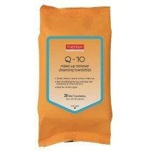 Очищающие салфетки для снятия макияжа Purederm Q10 Makeup Remover Cleansing Towelettes