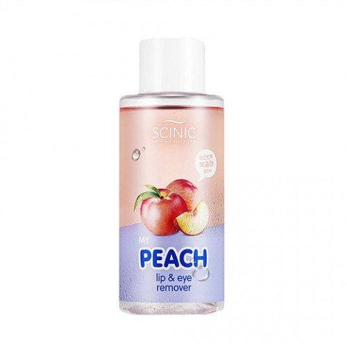 Средство для снятия макияжа с глаз и губScinic My Peach Lip & Eye Remover