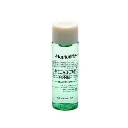 Пилинг-тонер Mamonde Aqua Peel Toner Plum Blossom Miniature