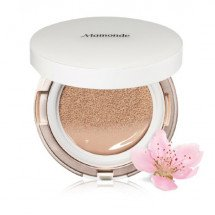Матовый кушон Mamonde Brightening Cover Powder Cushion SPF50+/PA+++