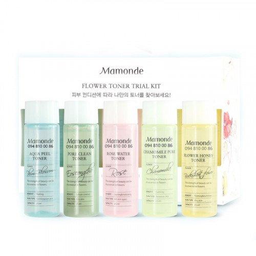 Набор Mamonde Flower Toner Trial Kit