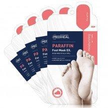 Парафиновая маска-носочки для ног Mediheal Paraffin Foot Mask