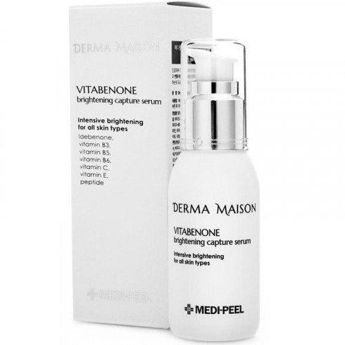 Антиоксидантная сыворотка с витаминным комплексом MEDI-PEEL Derma Maison Vitabenone Brightening Capture Serum