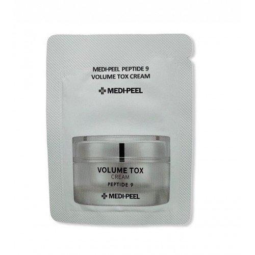 Антивозрастной крем с пептидами (пробник)  MEDI-PEEL Peptide 9 Volume Tox Cream Tester