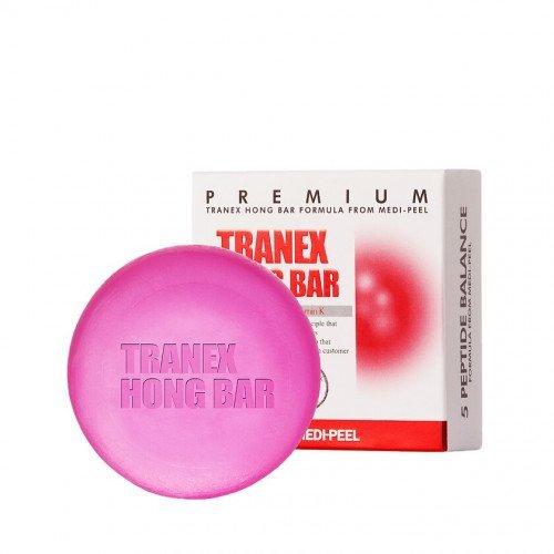 Гиппоаллергенное мыло Medi-Peel Hypoallergenic Face Wash Tranex Red Spot Soap