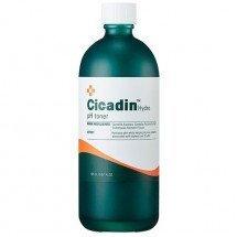 Заспокійливий і загоює тонер з центелла Missha Cicadin Hydro pH Toner