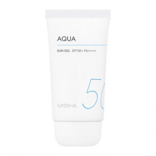 Солнцезащитный охлаждающий гель Missha Aqua Sun Gel SPF50+/PA++++