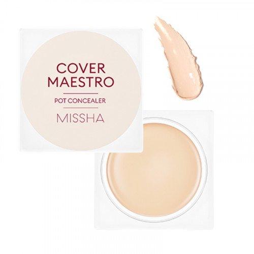 Консилер Missha Cover Maestro Pot Concealer
